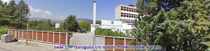 CTP Garaguso c/o Istituto Professionale Agrario - Garaguso